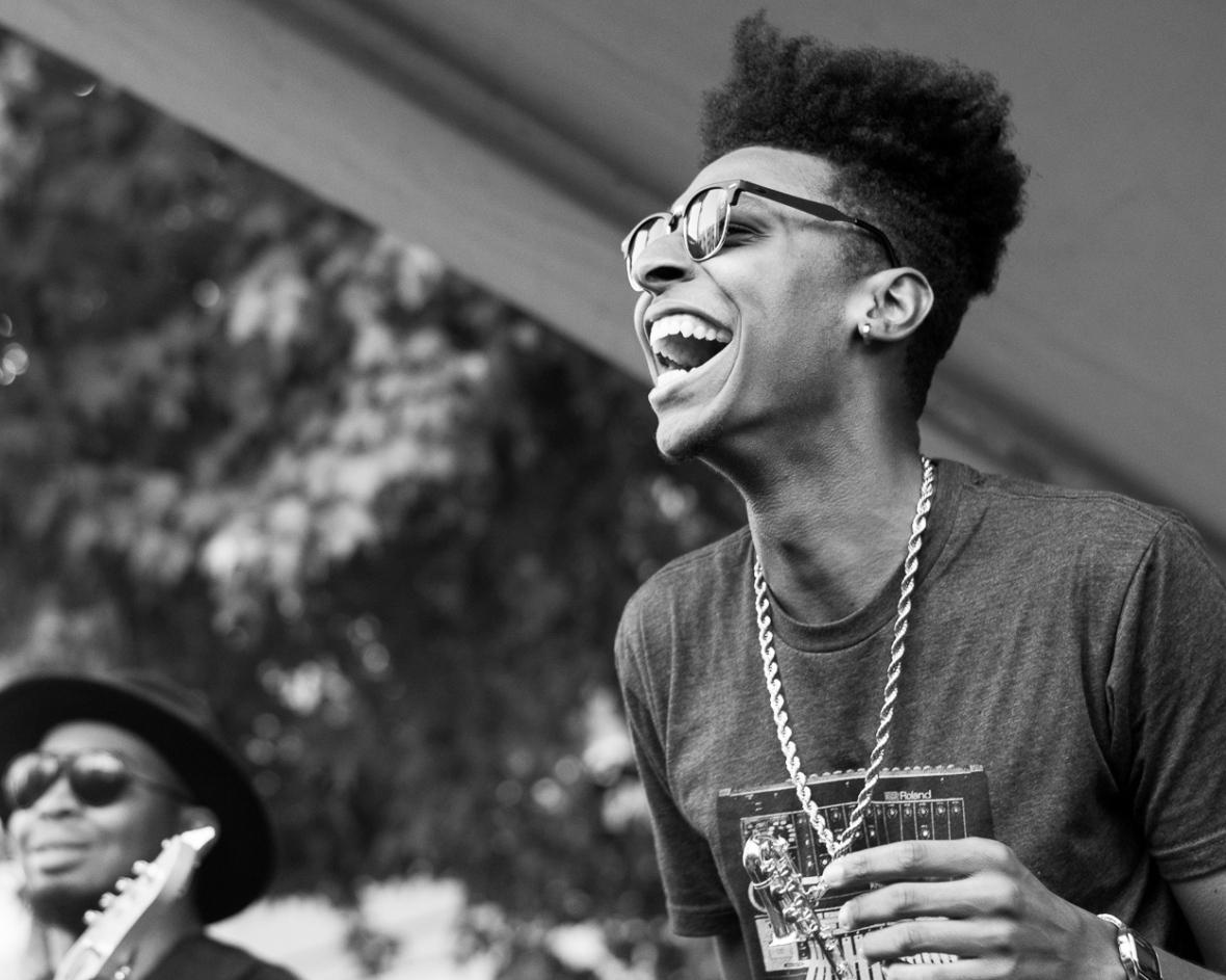 Fillmore Jazz Fest 2016 - Brooklyn Circus Block Party-14