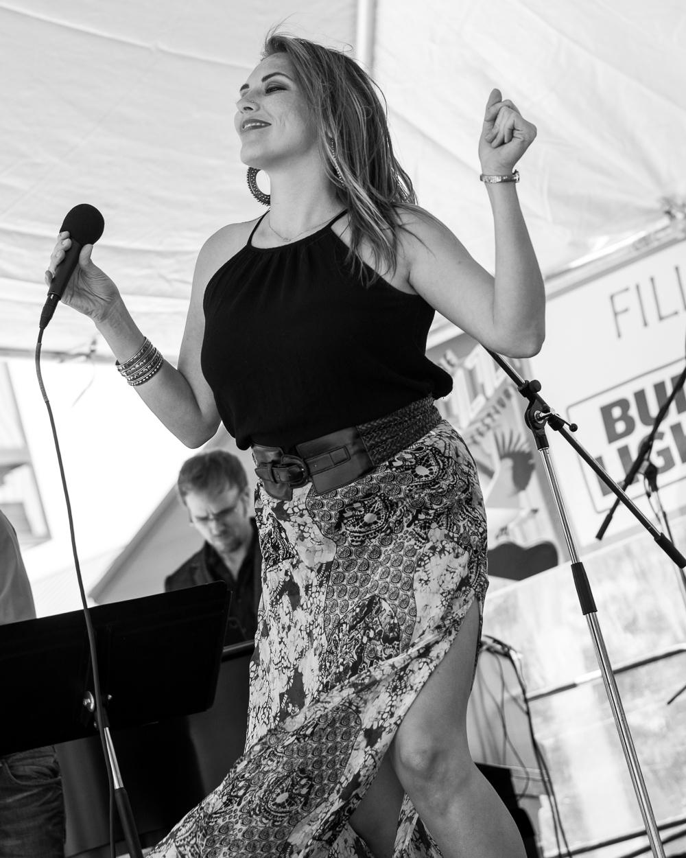 Fillmore Jazz Fest 2016 - Lilan Kane-3