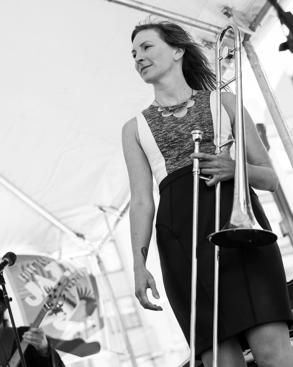 Fillmore Jazz Fest 2016 - Lilan Kane-5