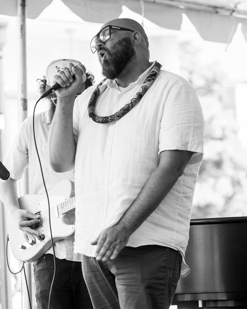 Fillmore Jazz Fest 2016 - Zakiya Harris & Elephantine-4