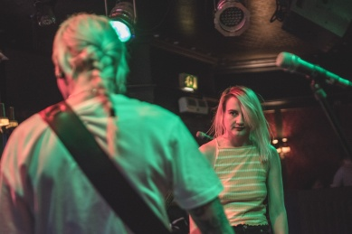 The Menstural Cramps at The Monarch, Camden - Outtake-3
